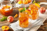 Peachy Sweet Tea