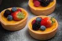 Mixed Berry Custard E Liquid