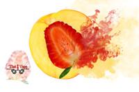 Peachy Strawberry