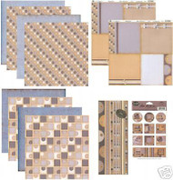 ALL BOY Collection 12X12 Scrapbook Kit All My Memories