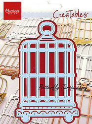 Bird Cage Craft Steel Die by Marianne Design Creatables Die LR0147 New