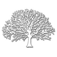 Branching Out Tree Die Craft Steel Die Cutting Die PENNY BLACK - NEW, 51-081