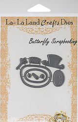 Build A Snowman Set American made Steel Dies by La La Land Crafts DIE 8086 New