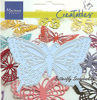 Butterfly Craft Steel Die by Marianne Design Creatables Die LR0115 New