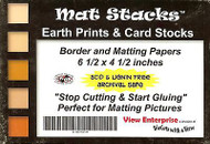 Cardstock Matting, Border & Matting Papers 6.5'' x 4.5'' Inches NEW 611357000111