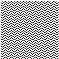 Chevron Cover Card Background Unmounted Rubber Stamp Impression Obsession CC107