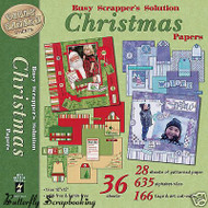 CHRISTMAS 12x12 Scrapbooking Kit Hot Off The Press  NEW