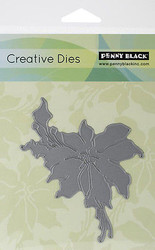 Christmas Glorious Flower Creative Steel Die Cutting Dies PENNY BLACK 51-068 New