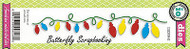 Christmas Lights American made Steel Dies by Impression Obsession DIE099-K New