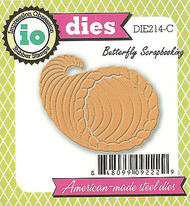 Cornucopia American Made Steel Dies by Impression Obsession DIE214-C New