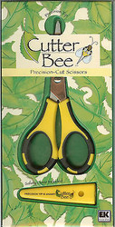 Cutter Bee Precision Tip SCISSORS Scrapbooking And Craft Scissors EK Success NEW