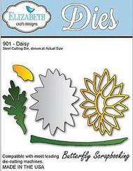 Daisy, Steel Cutting Die ELIZABETH CRAFT DESIGNS - NEW, #901