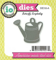 Garden Watering Can American Made Steel Die by Impression Obsession DIE155-A New