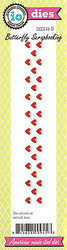 Heart Border American Made Steel Die Impression Obsession DIE134-D Valentine New