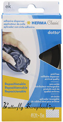 HERMA Dotto Dispenser SCRAPBOOK ADHESIVE Repositionable