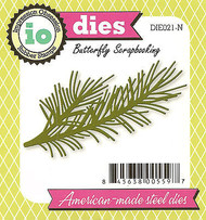 Pine Branch American made Steel Dies by Impression Obsession DIE021-N New