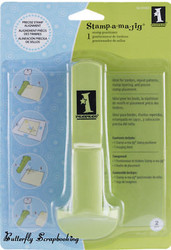Stamp-A-Ma-Jig Rubber Stamp Positioner INKADINKADO New