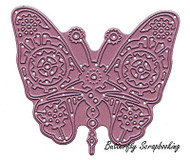 Steampunk BUTTERFLY Die US made Steel Die by Cheery Lynn Designs DIE B367 New