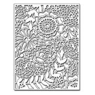 The Garden Background, Steel Cutting Dies PENNY BLACK - NEW, 51-123