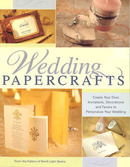 WEDDING Paper Crafts Idea Book 50 Craft Projects New