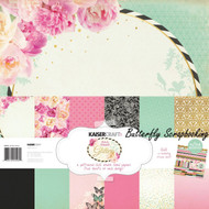 All That Glitters Collection 12X12 Scrapbooking Kit Kaisercraft Paper Craft NEW