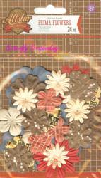 Allstar Collection PRIMA MARKETING INC. Prima Flowers, Embellishments - 570859