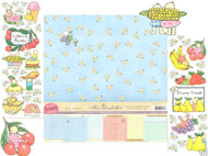 BABY FOOD PICNIC 12X12 Scrapbooking Kit LIMITED New