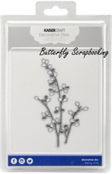 BERRY BRANCH VINE Die Cutting Die Kaisercraft Decorative Dies DD522 NEW