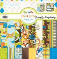 BOY On The Go Collection Pack 12x12 Scrapbooking Kit BoBunny CPO282 New