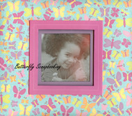 Butterflies 8x8 Scrapbook Memory Album by The Paper Studio NEW