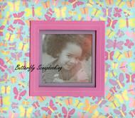 Butterflies 8x8 Scrapbook Memory Album by The Paper Studio NEW