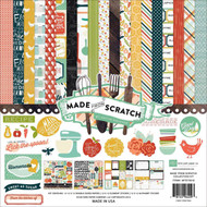 Cooking Made From Scratch Collection 12X12 Scrapbooking Kit Echo Park Paper NEW