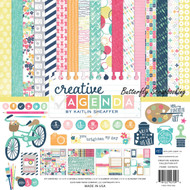 Creative Agenda Collection Pack 12X12 Scrapbooking Kit Echo Park Paper Co NEW
