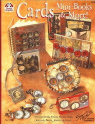 Design Originals - Cards, Mini-books & More! Idea & Instruction Book - NEW #5253
