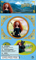 Disney Brave Legendary 3D Stickers by EK Success 59-80087 New