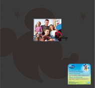 Disney Mickey Family 12x12 SCRAPBOOK Memory Album K&Company With Frame Cover New