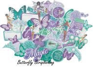 FAIRY DUST Collectables Collection Scrapbooking 50 Die Cuts Kaisercraft NEW