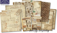 Family Ancestry Honoring The Past 12X12 Scrapbooking Kit Karen Foster NEW