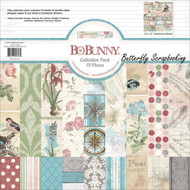 Garden Journal Collection Pack 12x12 Scrapbooking Kit Bo Bunny BoBunny New