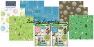 Golf Sports 12X12 Scrapbooking Kit Mens & Womens Tee Time Golf Karen Foster NEW