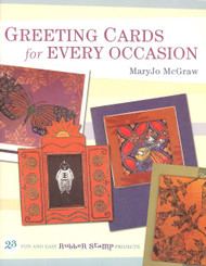 Greeting Cards For Every Occasion Instruction And Idea Book - NEW, 32580