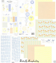 Heidi Grace Designs Collection 12X12 Scrapbooking Kit