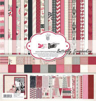 Love Note Collection 12X12 Scrapbooking Kit Fancy Pants Designs Romance NEW