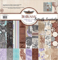 Penny Emporium Collection Pack 12x12 Scrapbooking Kit Bo Bunny BoBunny New