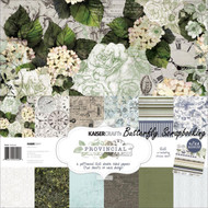 PROVINCIAL Collection 12X12 Scrapbooking Kit Kaisercraft Paper Crafting NEW