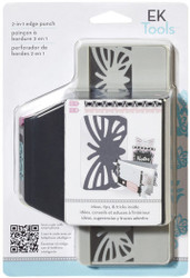 Scrapbooking PUNCH Striped BUTTERFLY by EK Success New