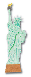 STATUE OF LIBERTY Jolee's Boutique EK Success
