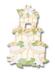 WEDDING CAKE Jolee's Boutique EK Success