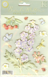 Dorset Floral Images, Stickers, K&COMPANY - NEW, 554160