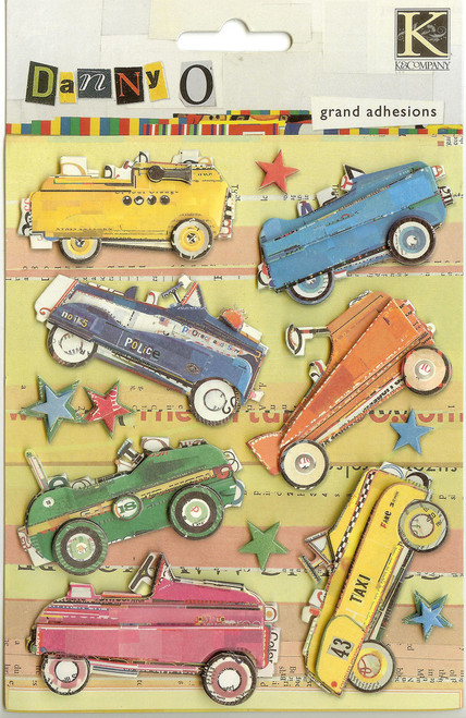 Danny O Cars Grand Adhesions